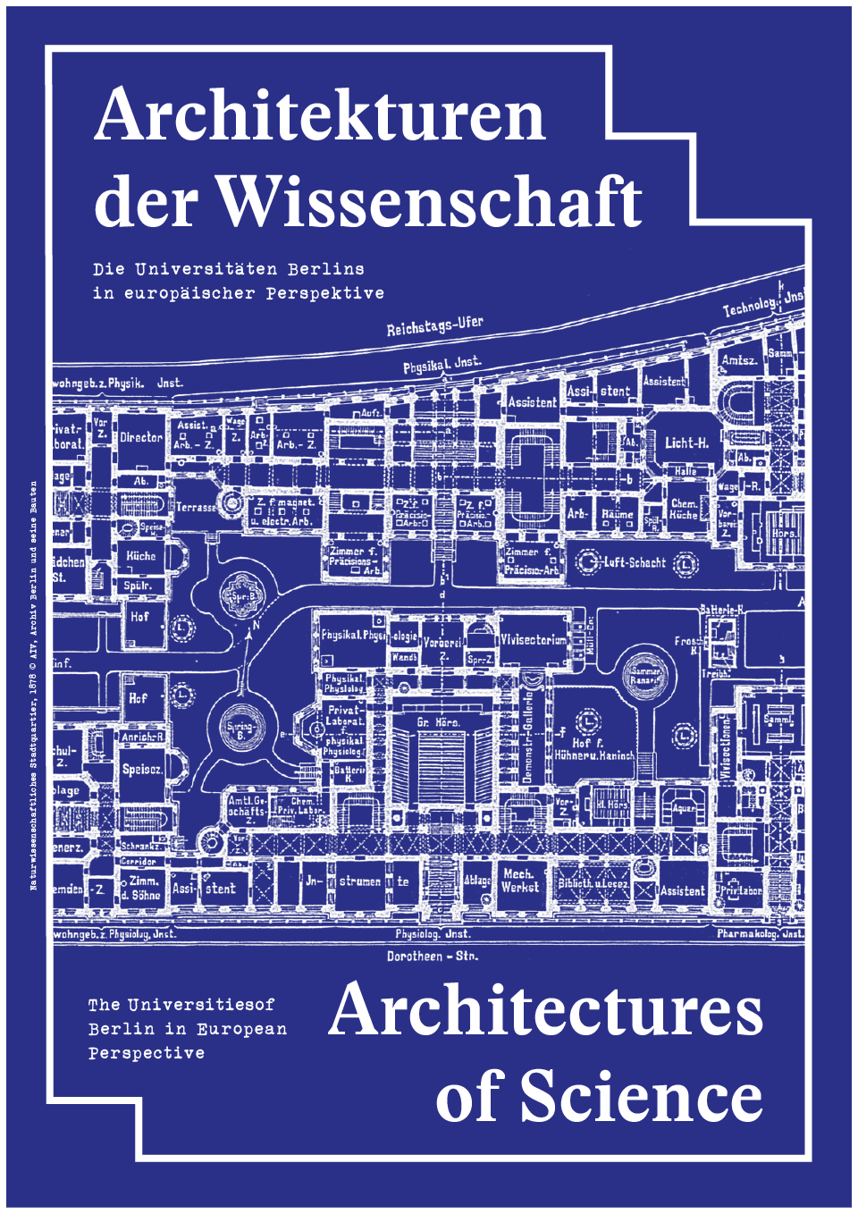 Broschüre Architectures of Science